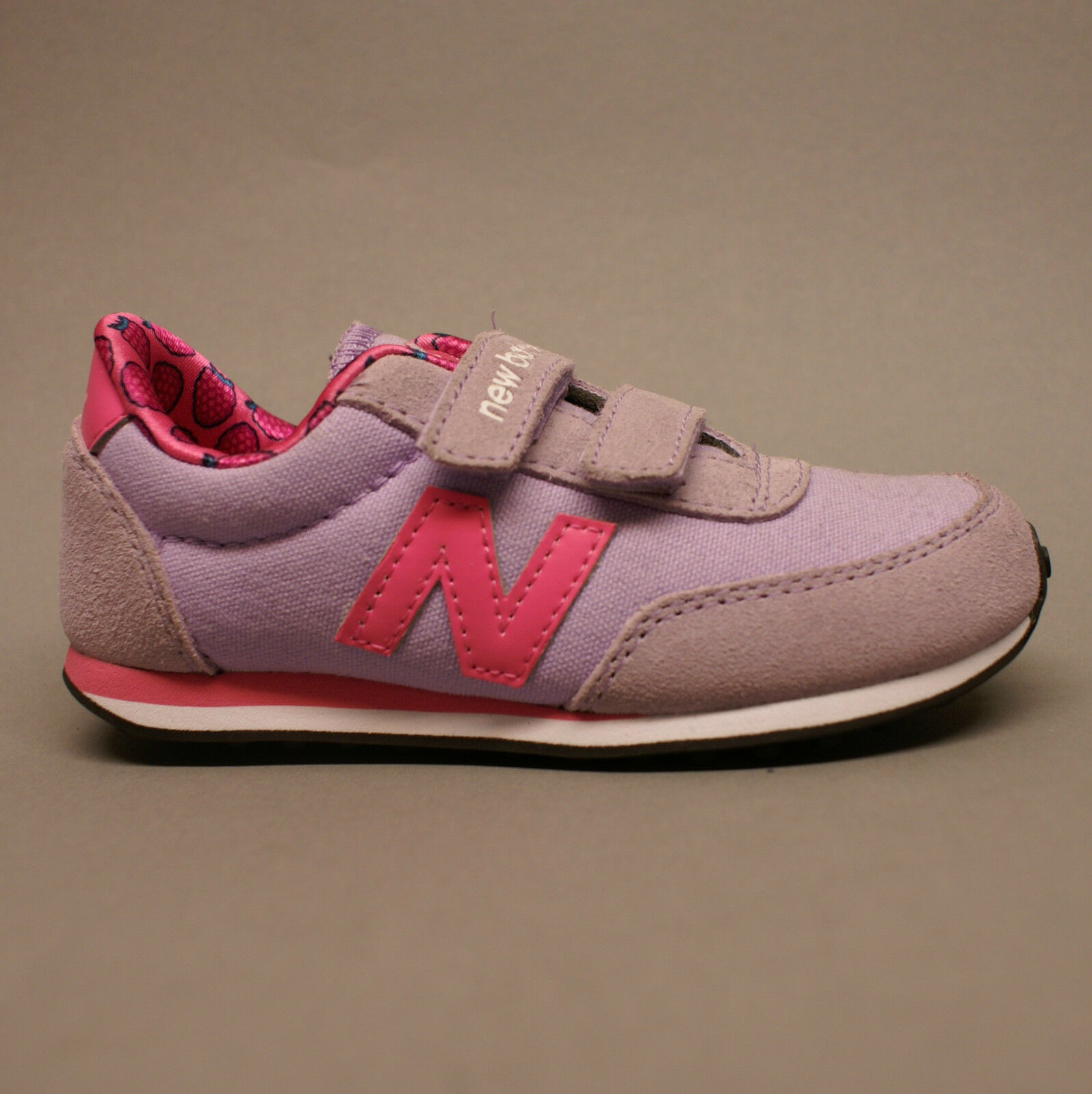 New Balance Girls KE410FLY Pink Purple Turnschuhe Sneakers für Mädchen rosa lila