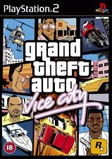 Grand Theft Auto: Vice City - Playstation 2 (PS2) - UK/PAL
