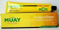 Nam Man Muay Cream / Muay Thai Boxing Analgesic Cream :2x100 Grams