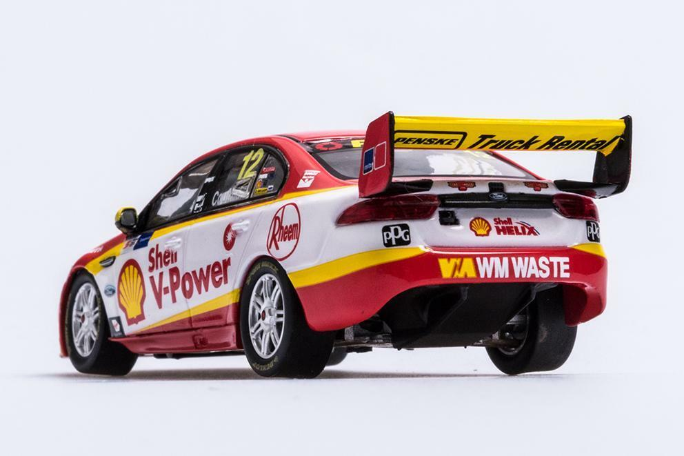 1 43 Biante - - - 2017 Supersprint - Ford FGX Falcon - Coulthard b756f6