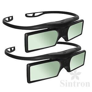 Sintron-2X-3D-RF-Active-Glasses-for-2018-Samsung-3D-TV-UA55JS9000-TH-85X940A
