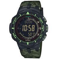 Casio Protrek Prg-300cm-3 Prg-300cm Battery Level Indicator Watch Brand
