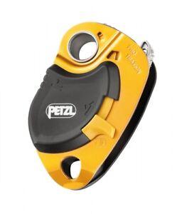 PETZL PRO TRACTION - Very efficient loss-resistant progress capture pulley