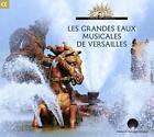 Les Grandes Eaux Musicales de Versailles von Le Poeme Harmonique,Dumestre,Cafe Zimmermann (2015)