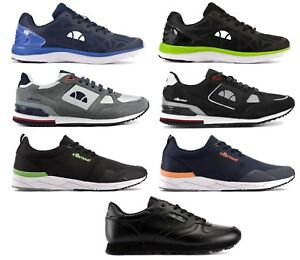 ellesse mens low top running gym casual trainers sneakers