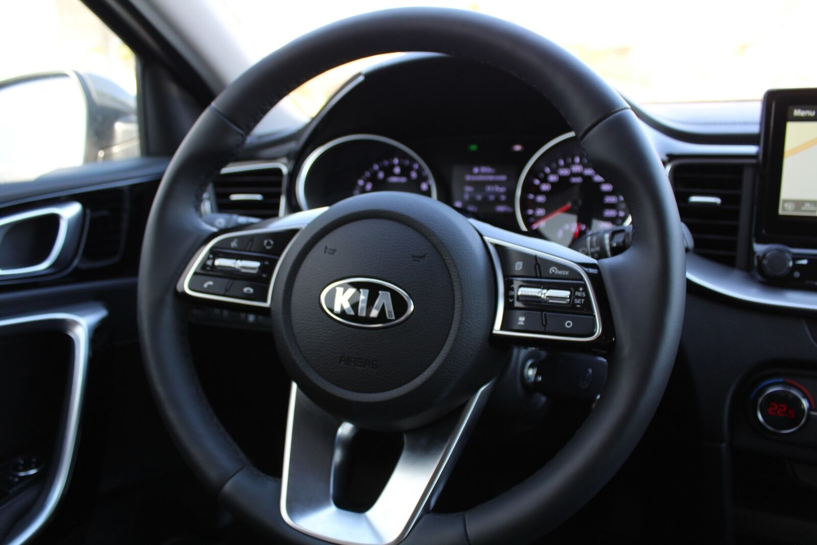 Kia Ceed 1,4 T-GDi Collection DCT - billede 10