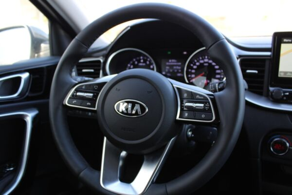 Kia Ceed 1,4 T-GDi Collection DCT billede 10