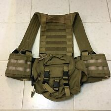 Old Gen Black Buckle Eagle Industries DGLCS H-Harness & ButtPack SEAL DEVGRU NSW