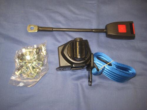 MG SECURON BLUE INERTIA SEAT BELT MG GT ROADSTER MIDGET                      w2b