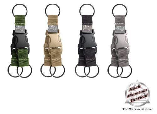 MAXPEDITION Tritium Porte-clés crochet pour sacs Packs Duty Ceinture Gear - 1716 toutes les couleurs