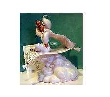 LENOX ALADDIN and ABU Magic Carpet Ride Figurine NEW in BOX w/COA Disney Classic