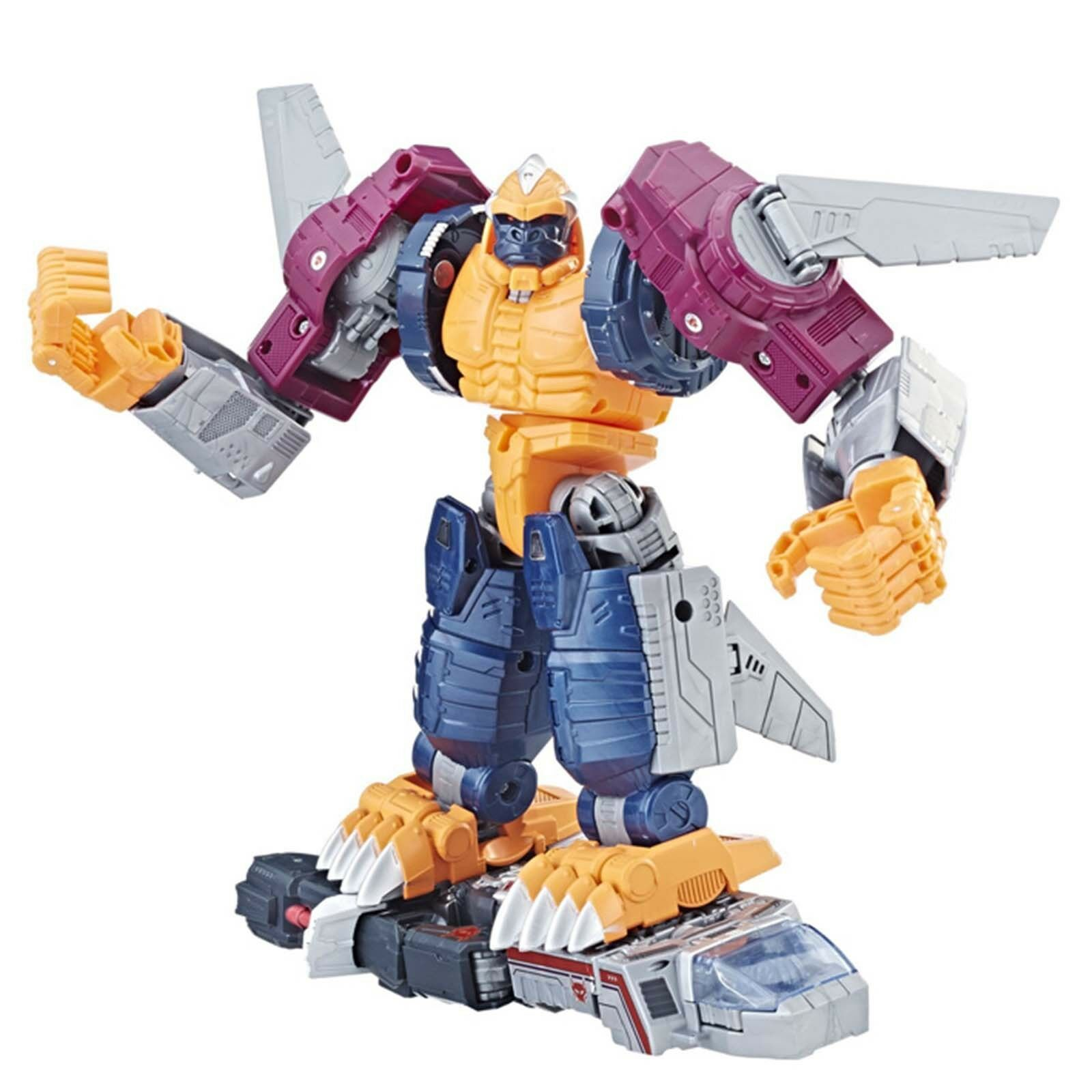 Hot Power of the Primes POTP Leader Evolution Optimal Optimus Transformers Toy