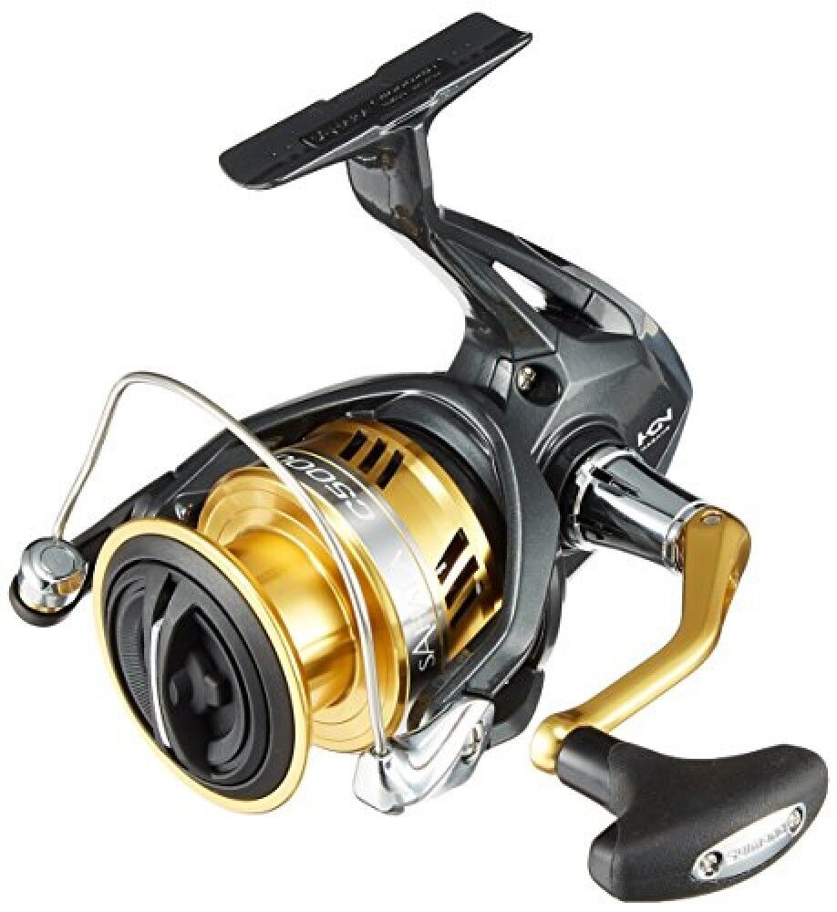 2017 Shimano Reel 17 Sahara C5000 XG from japan