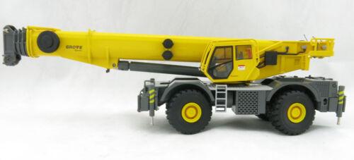 Scale 1:50 Conrad 2117//0 GROVE GRT 8100 Rough Terrain Mobile Crane