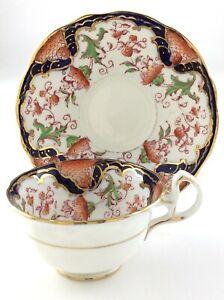 Vintage Teacup Saucer Guaranteed Royal Stafford English Bone China England T001