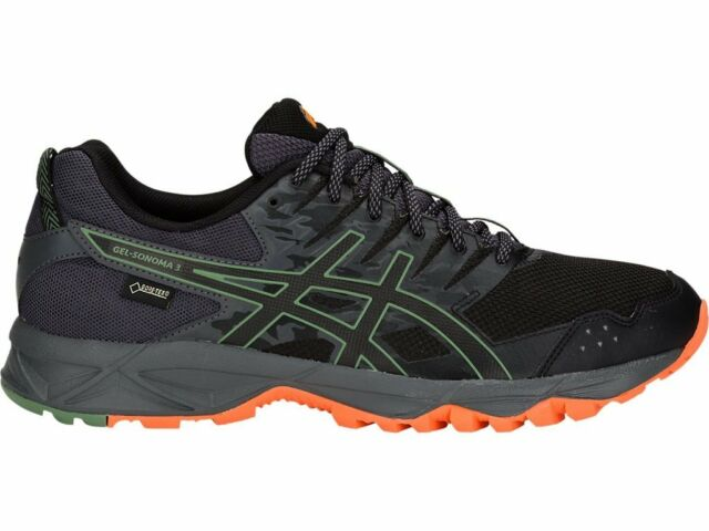 asics women's gel sonoma gtx trail shoes ebay