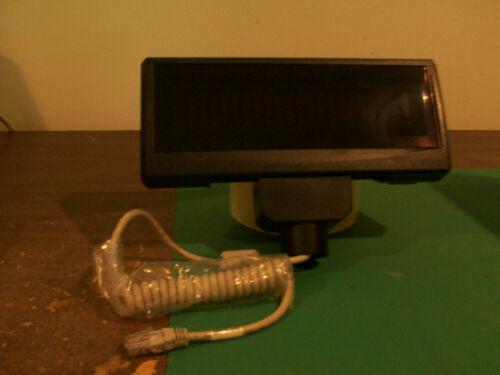 CRS Posiflex Touch POS Dynamic Partnertech 2x20 LED Display FV-2029M FV-2029AL
