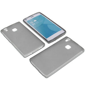 Custodia-per-Doogee-X5-Max-Custodia-Cellulare-TPU-GOMMA-Case-Grigio