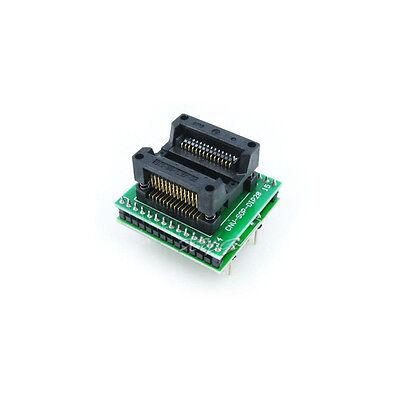 SO28 SOIC28 SOP28 to DIP28 Programmer adapter Socket Module new