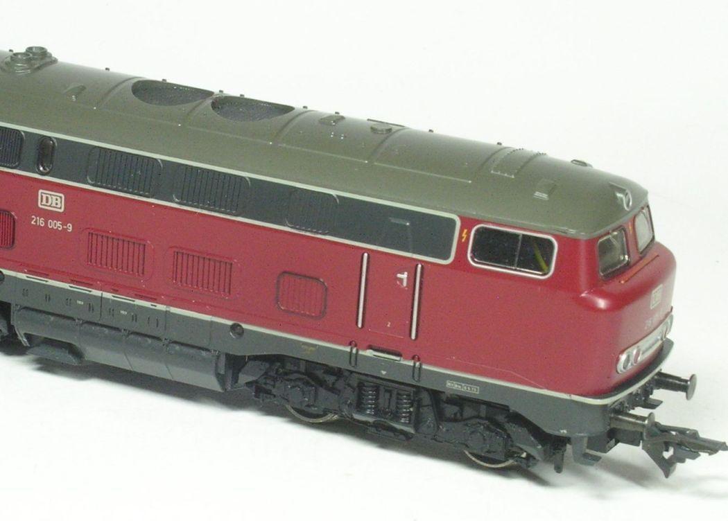 H0 Diesellok BR 216 005-9 DB Märklin 3379 Dig. neuw. OVP  | Zuverlässiger Ruf