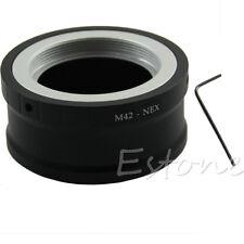 Replacement Lens M42 Screw Lens Mount Camera Adapter to SONY NEX E NEX-3 NEX-5