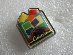 Pin-039-s-Vintage-Collector-Pins-Collection-Adv-Citevision-Lot-PO94