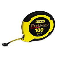 Stanley Tools Fatmax Long Tape Measure, 100ft - Bos34130 on sale