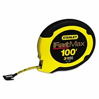 Stanley Tools Fatmax Long Tape Measure, 100ft - Bos34130 on sale