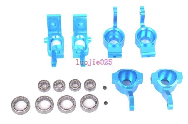 HSP RC 1/10 Model Car 02013 02014 02015 Upgrade Parts 102010 102011 102012 Blue