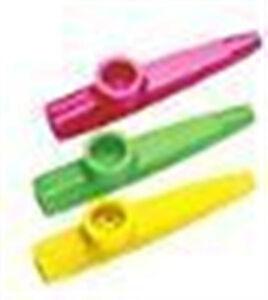 set of 3 hohner quality kazoos hum a kazoo plastic 82201066719