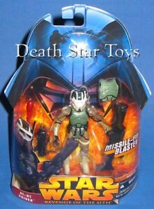 Star Wars 2005 Revenge of the Sith AT-RT Driver Clone Trooper # 54