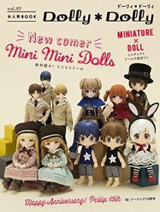 Dolly-Dolly-vol-37-Giappone-Bambola-Rivista-Mini-Mini-Bambola-F-S-Tracciamento