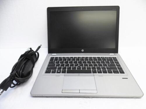 HP EliteBook Folio 9470m Intel i5-3427U 1.8 GHz 4GB RAM 128GB Win 10 Pro