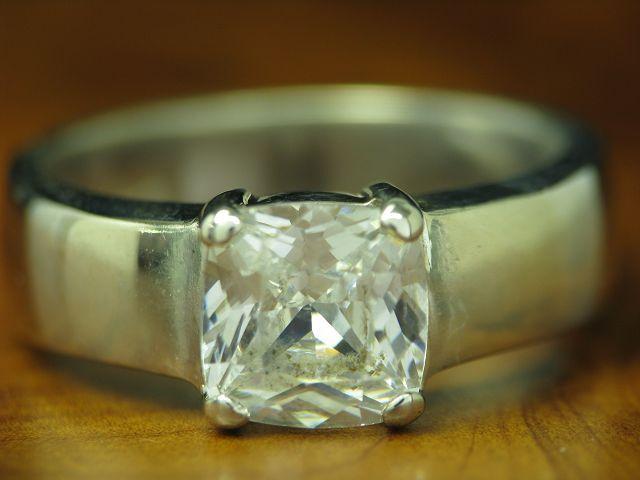 925 Sterling silver Ring mit Zirkonia Besatz   Echtsilver   RG 56,5   8,6g