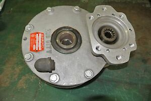 Details about HUB CITY P T O  MODEL 330 PUMP DRIVE 1/3 38 RATIO  0220-06109-330 [WHSE 2 24A1]