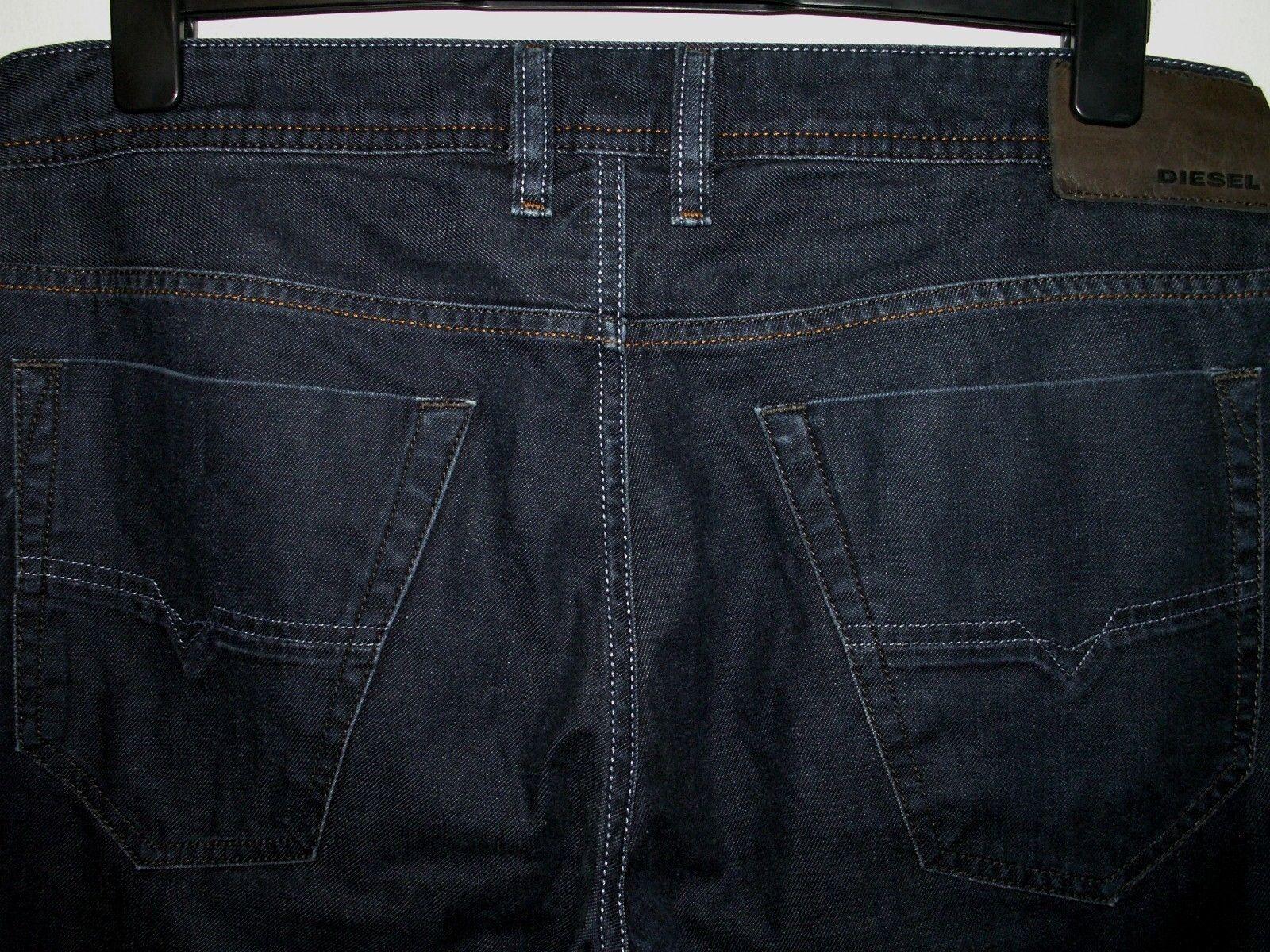 Diesel koolter regular slim-tapered fit jeans wash 0661D W33 L32 (a4320)