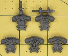 Warhammer 40K Space Marines Dark Angels Company Veterans Backpacks