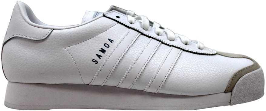 2fc93931457 Adidas Samoa Samoa Samoa White/White-Silver 133759 Men's SZ 10.5 23f51f
