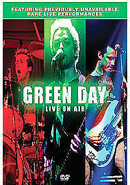 Green Day - Live On Air DVD Rare Live Performances
