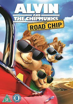 Alvin and the Chipmunks: The Road Chip [DVD] [2016] - Jason Lee