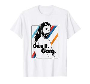 Own-it-Gorg-Jonathan-Van-Ness-US-hairdresser-White-T-Shirt-S-3XL