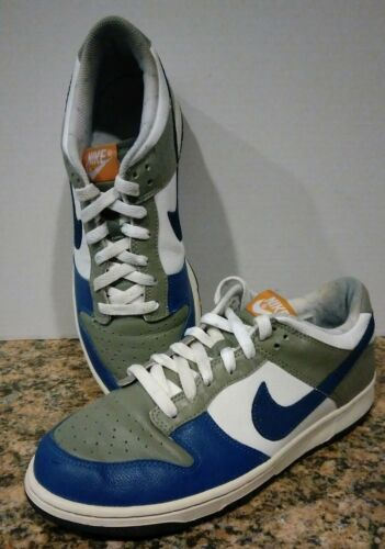 White Sz 304714 Atlantic de para 9 Zapatillas Nike deporte Dunk 149 Dark Blue Stucco hombre Cl Low qwW8UR