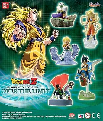 Serie Bandai Dragonball Z - Imagination Collection Over The Limit