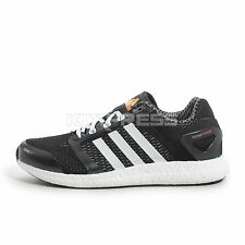 454f5d8234bc adidas CH Rocket Boost W Grey MINT Pink Womens Jogging Running Shoes ...
