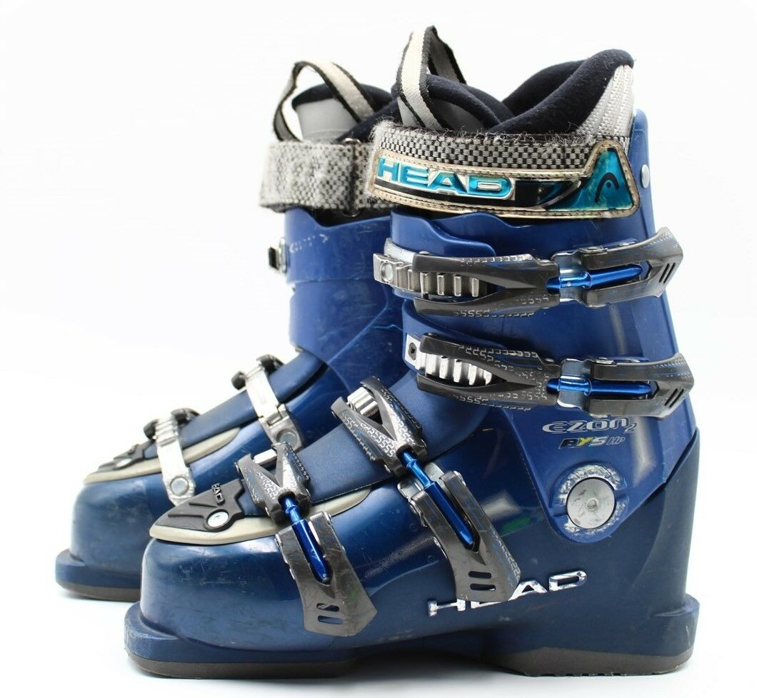 Head BYS HP Adult  Ski Boots - Size 6.5   Mondo 24.5 Used  wholesale prices