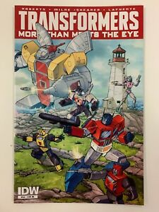 IDW-TRANSFORMERS-MORE-THAN-MEETS-THE-EYE-45-GIANT-ROBOT-COVER-NM-CONDITION