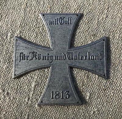 Landwehrkreuz Preussen Napoleonik Reproduktion Reenactment