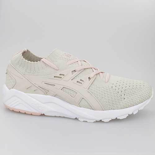 ASICS chaussures GEL KAYANO TRAINER KNIT BIRCH BEIGE TEXTIL H7N6N020