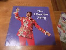 "1970s--""LIBERACE""--CONCERT PROGRAM--LOTS OF GREAT PHOTOS--NMT"