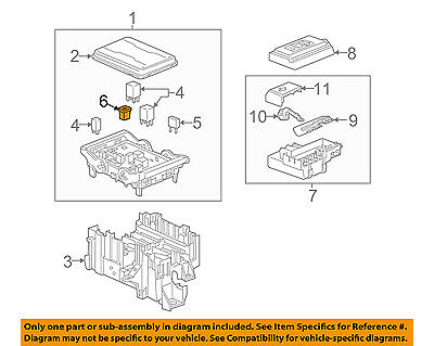 GM OEM Fuse Relay-Fusible Link 19119330